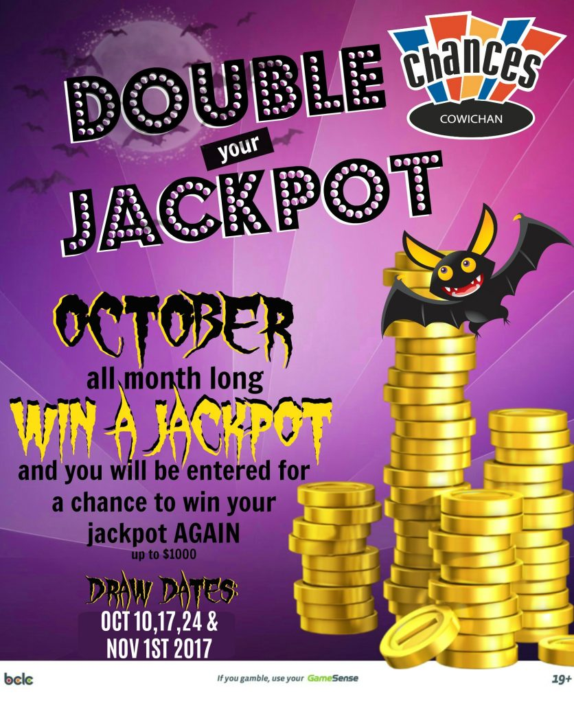 Double your Jackpot Halloween