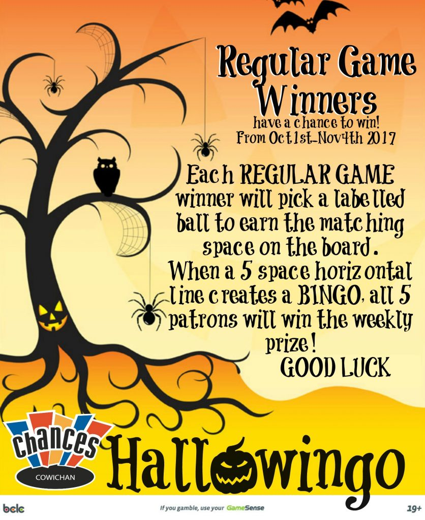 Hallowingo- October