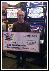 Jackpot winner 20k