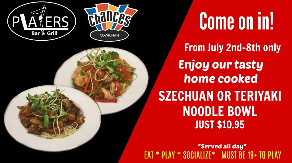 July 2-9 Food Feature