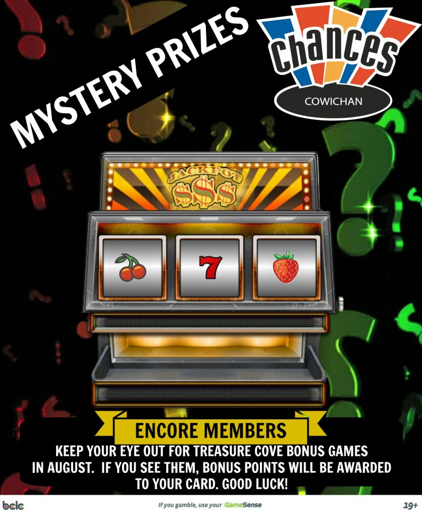 MYSTERY PRIZES