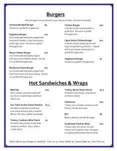 new menu 4